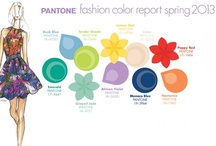 Pantone Spring/Summer 2013