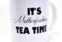 Spot of Tea  / Tea and tea stuff! / by Courtney Woodall