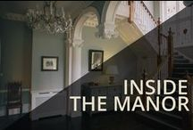 Inside the Manor / Merchants Manor country house hotel in Falmouth is a true Cornish original http://merchantsmanor.com/