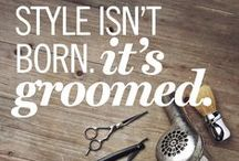 #MitchTheMan / Style Isn't Born. It's Groomed. Mitch Men. Men's Hairstyles.  / by Paul Mitchell Schools