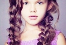 Kids Hairstyles / by Paul Mitchell Schools