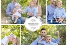 Our Work - Portraits & Family
