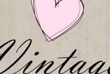 "Vintage lovers / Quanto di meglio dal mondo del ""vintage""..... The best form vintage world....."