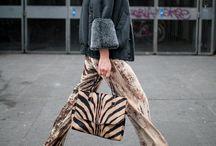 Street style / Il meglio sulle strade delle città del mondo Best looks as seen on worldwide cities