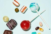 Candy / Caramelle,dolcetti e torte