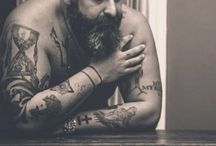 Beard  / Beard and tattoo lover