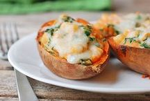 Appetizer Recipes  / http://www.sweetpotato.org/