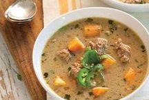Soup Recipes  / http://www.sweetpotato.org/