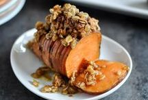 Side Dish Recipes / http://www.sweetpotato.org/