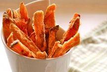 Sweet Potato Fries  / http://www.sweetpotato.org/