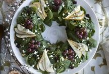A Winter's Holiday / It's a tale of short days, verdant greens, rich flavors, and brilliant lights! / by Dole Salads