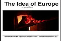 The Idea of Europe / A WIP transmedia collaborative webdoc based on George Steiner's text.