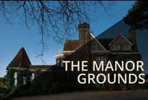 The Manor Grounds / Photos of Merchants Manor from the outside