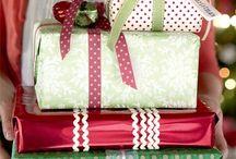 Gift wrap.....
