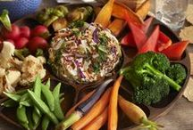Dips and Appetizers / Just what you need to get the party started! Come share and pin your favorites! / by Dole Salads