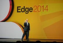 IBM Edge 2014 / Great show in Las Vegas this year.  Adalio Sanchez talked the Lenovo acquisition with Christian Teismann of Lenovo.  Sheryl Crow was great! / by System x Servers