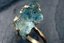 Mon amour pour les pierres et les métaux ...