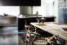 木質ーキッチン