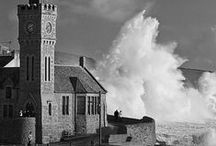 Wild Winter in Cornwall / A collection of wintery Cornish scenery