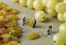 Tiny people's adventures