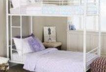 Loft Bunk Area / 2 bunk beds. 2 dressers.