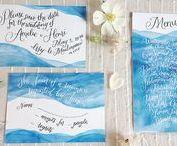 Wedding Invitations & Stationery / Wedding invitations, stationery, invitations, wedding menus