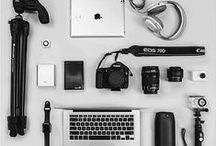 TECHNOLOGY DESIGN / This board showcases the best in regards to technology design  and use. You will also be able to check out flatlay images and loads of Apple products.