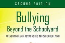 Cyberbullying Books / Lists several books to help parents, educators, and teens prevent and respond to cyberbullying.