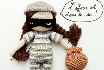 Amigurumis - Crochet / by SapRlipopet