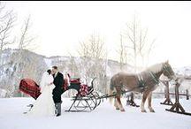 Winter Weddings / by Ecoura Jewelry