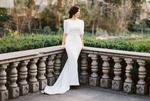 Eco-Friendly Wedding Gowns / Eco-friendly wedding gowns  / by Ecoura Jewelry