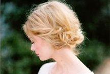 Wedding Hair / by Ecoura Jewelry