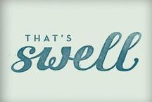 For My Love Of: Design & Typography
