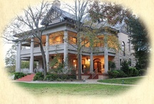 """Riverhill Country Club / """"The Mansion at Riverhill was built by a couple in love in 1901, and their lives together became the center of social activity throughout the surrounding area. Let this story become part of your story."""""""