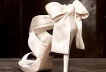 "Shoes that say ""I Do!"""