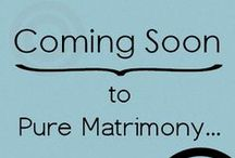 Promos and Event Annoucements / Here you will find news and information about Pure Matrimony . Any events and promotions taking place will be updated here .