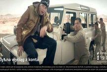 "Spot - kadry z reklamy ""Będę brał Cię..."""