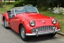 Triumph  / We Buy & Sell Triumph TRZ, TR3, TR4, 250, TR6 in Any Condition,  Top Dollar Paid, We pickup from any Location in the US. Please call Peter Kumar 1-800-452-9910 Gullwing Motor Cars 24-30 46th Street, Astoria, NY 11103
