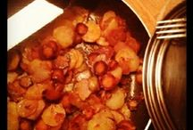 Cuisine / Comida / Cooking