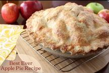All Apples / It's apple season. Recipes and creative ways to work apples into your day! / by Mariano's
