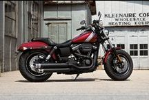 Custom Classics / Get inspired to build your own customized classic Harley-Davidson motorcycles. / by Harley-Davidson