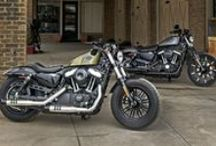 Dark Custom / Harley-Davidson Dark Custom motorcycles. This is not your #StereotypicalHarley pin board.   / by Harley-Davidson