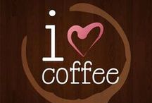 Crazy for Coffee♥ Coffee Lovers Unite!!! / ★Anything and Everything coffee★ / by Nivea Alexander