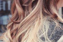 • H a i r  C o l o u r • / Hair colours to try