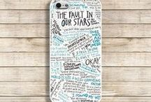 iphone cases and technology / by robyn tsang