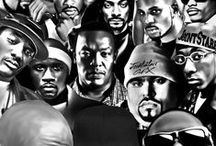 Hip-hop / I  love hip hop. These are groups, MC's, and music producers..... / by Dek