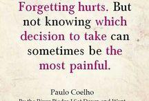 Paulo Coelho / My favourite author