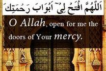 Islamic duas and prayers / Duas and Adhkar from Quran and Sunnah