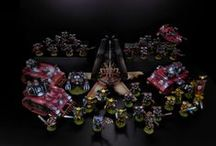 "Flesh Tearers / ""We are fury! We are wrath! We are death!"""