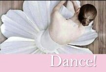 ☆ I #Love Ballet ☆ / Ballet is magic. I can't resist the beauty of expression and dance. Feel free to post your most favorite ballet images. PLEASE just high quality ... no selfies.